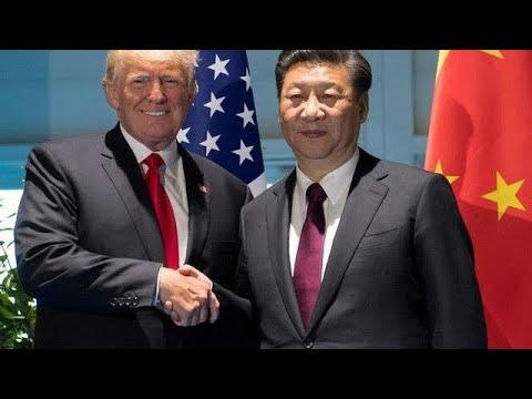 China warns Trump and North Korea over war of words