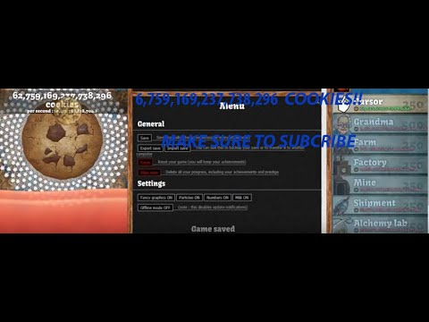 Cookie Clicker Hack (watch The Whole Video) The Code In Description