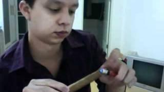 CUBAN CIGAR (romeo y juliet no2)