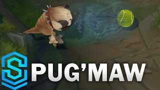 Download lagu Pug Maw Skin Spotlight Pre Release League of Legends MP3