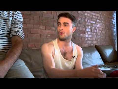Daniel Radcliffe - Interview/BTS Photoshoot The Guardian