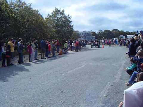 Yarmouth Seaside Festival Bed Race - October 12, 2013