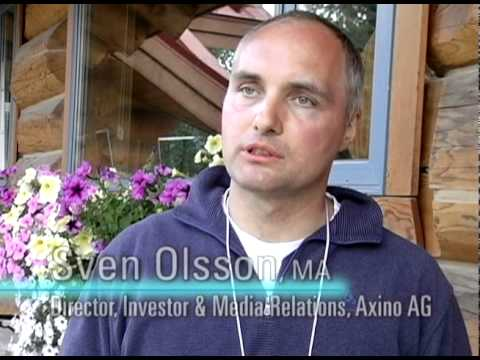 Commerce Resources Corp. (TSXv: CCE) - Property Site Visit 2007 (Deutsch)