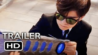 ARTEMIS FOWL Official Teaser Trailer (2019) Disney Movie HD