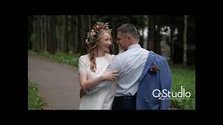 Яркие эмоции камерной свадьбы