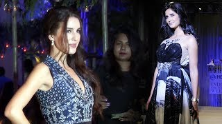 Katrina's Sister Isabel Kaif At Lakme Fashion Week 2018 | LFW Day 01
