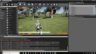 Let's make an MMO in UE4 - Part 10 (Our First Mob) - SabreDartStudios