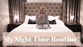 My Night Time Routine! Evening Skin Care Routine