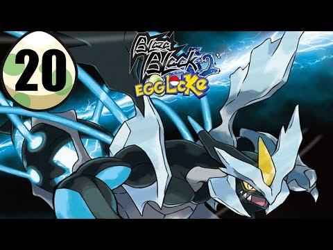 Pokemon Blaze Black 2 Egglocke Part 20 - Random Wandering