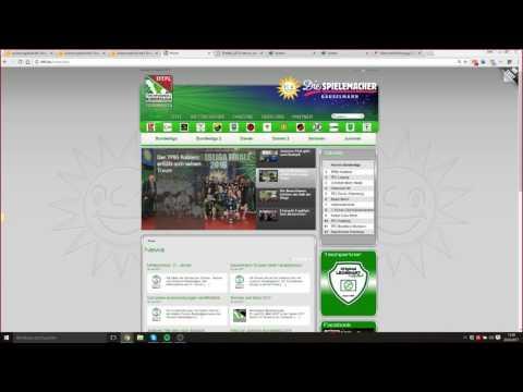 DTFL - Deutsche Tischfußball Liga - Auslosung 2017