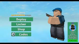 Playing Arsenal With The Creator of Mad City!!! | Roblox | Debaditta Deb