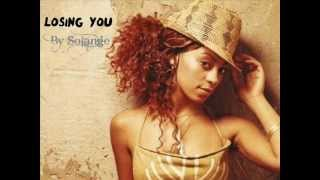 Solange - Losing You ( Lyrics Video )