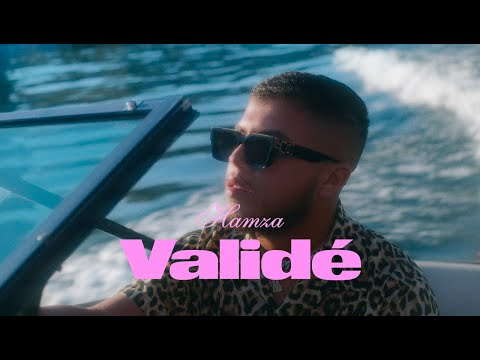 Смотреть клип Hamza - Validé