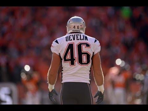 James Develin - Career catches & Runs- New England Patriots