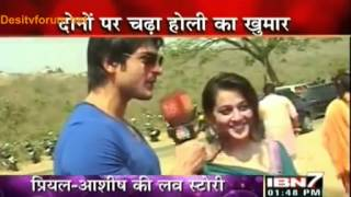 IBN7 - 12th March 2012 - Muniya Par chada Holi Ka Khumar!