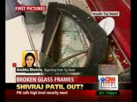 after attack inside taj hotel mumbai