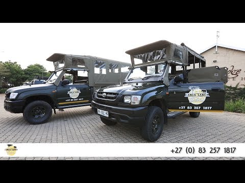 Langa Langa Kruger National Park Safari's | Africa Travel Channel
