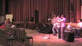 Bad Cactus Brass Band: Star Wars Cantina Band Song