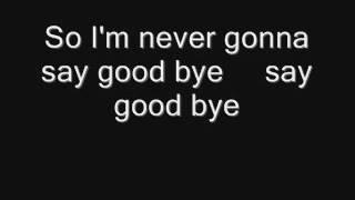 KARAOKE-BILLY PRESTON-I'M NEVER GONNA SAY GOODBYE