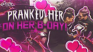 ULTIMATE ROACH PRANK ON HER BIRTHDAY!!! REVENGE FOR DELETING MY NBA 2K18 MYPLAYERS!! - VLOG!!
