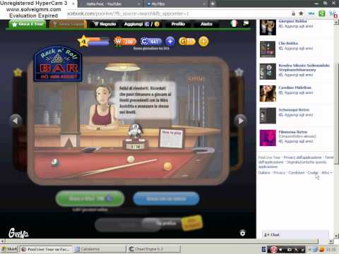Hack Pool Live Tour By Hama Pool Italy