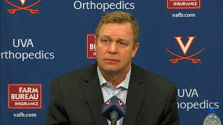 728f3d3bc FOOTBALL  Georgia Tech - Bronco Mendenhall Post Game