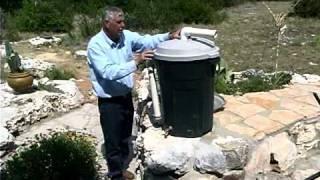 Rainwater Capture with a Rain Barrel