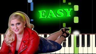 Meghan Trainor DEAR FUTURE HUSBAND - Easy Piano Tutorial.mp3