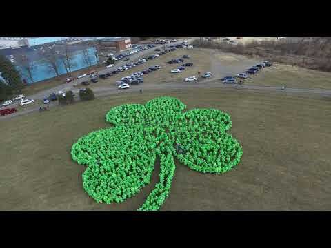Pat McMahon - World's Largest Shamrock!!! Plus MORE GOOD NEWS 3-18-19