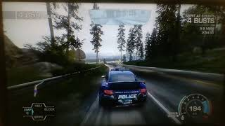 Need for Speed: Hot Pursuit - Charged Attack