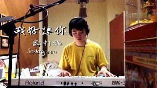 《我好想你》 - 蘇打綠Sodagreen(cover by King)(彈唱)