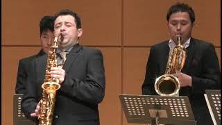 Astor Piazzola - Meditango - Jerome Laran