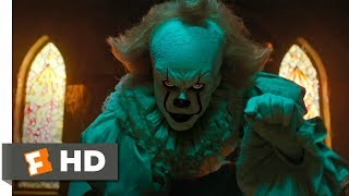 It (2017) - The Clown Room Scene (8/10) | Movieclips