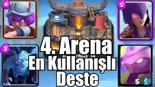 Clash Royale En İyi Deste (Arena 4)