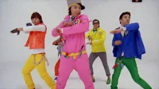 Repeat youtube video BIGBANG & 2NE1 - Lollipop HD