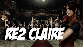 resident evil remaster mods re2 claire
