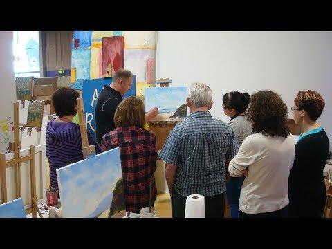 Start An Art Teaching Business