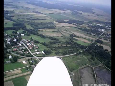 Zgórsko koło Mielca FPV wysokie loty