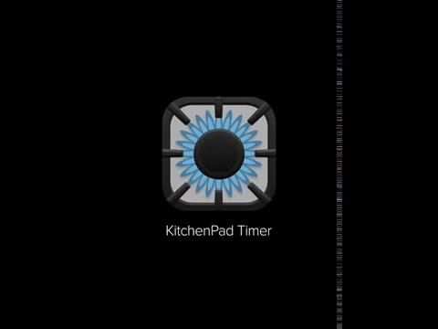 KitchenPad® Timer for iPhone & iPad - NEW Version 4.0