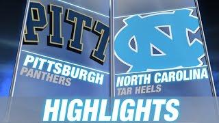 Pitt vs North Carolina | 2014 ACC Football Highlights