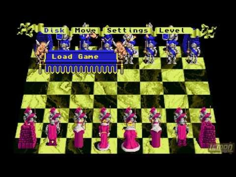 Battle Chess (Amiga) - A Playguide and Review - by LemonAmig