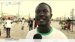 Finale de la CAN 2019 : les supporters se mobilisent en Algérie et au Sénégal