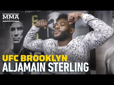 Aljamain Sterling Plans To Choke Out Jimmie Rivera, Enter Title Contention - MMA Fighting