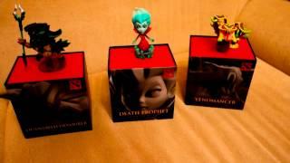 Unboxing и обзор заказа из Dota 2 Secret Shop