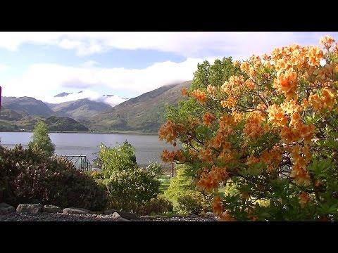 Beautiful Loch Duich & Eilan Donan Castle