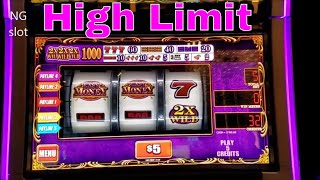 High Limit Slots Live Play 🎰 Easy Money , Cleopatra , African Diamond High Limit Slots Live Play