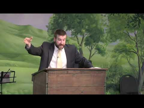 Baptist 101–Baptism (Pastor Steven Anderson)