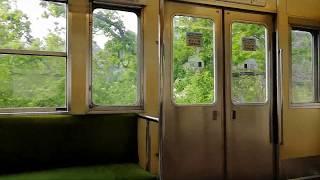 【秩父鉄道】英語が追加された5000系自動放送 三峰口駅到着
