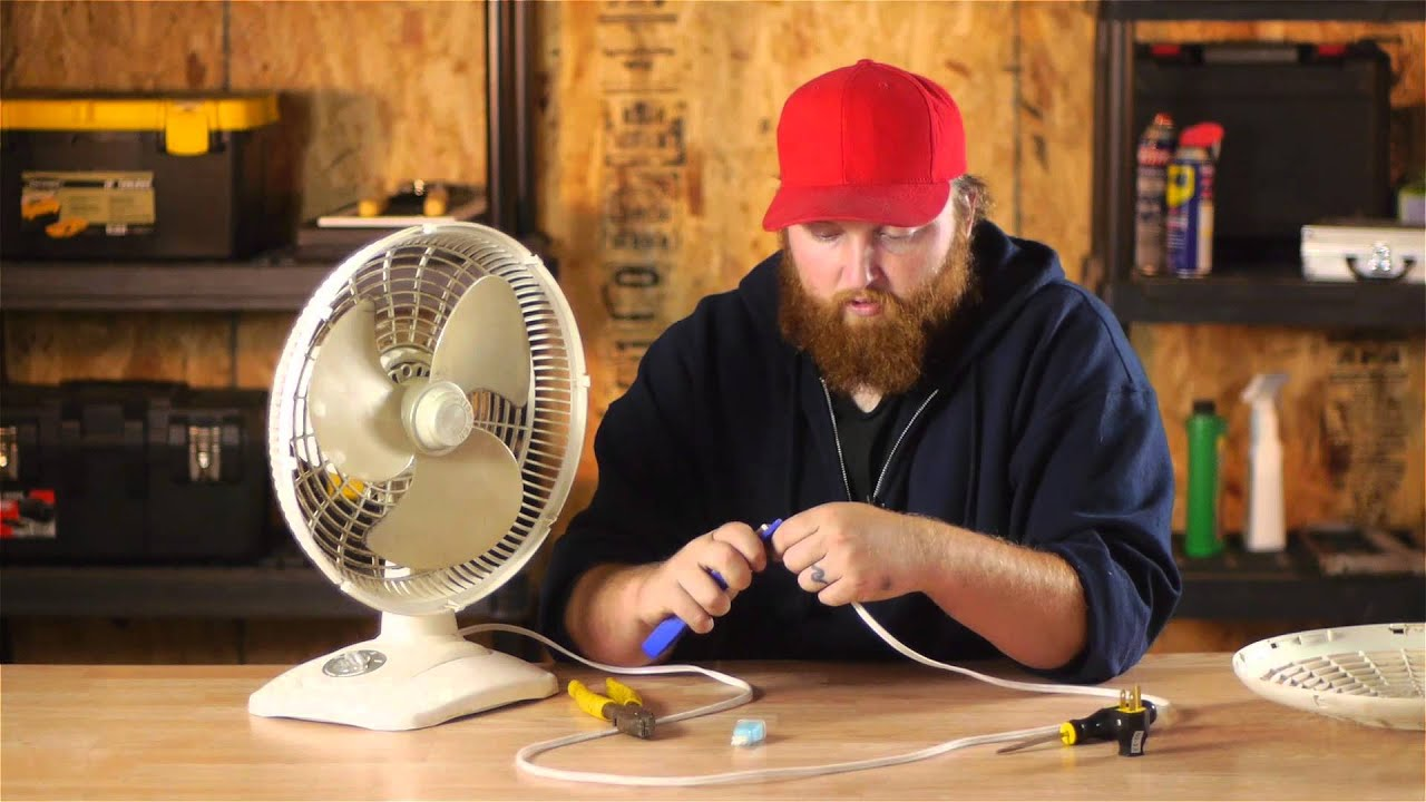How To Troubleshoot A Table Fan Repair Maintenance