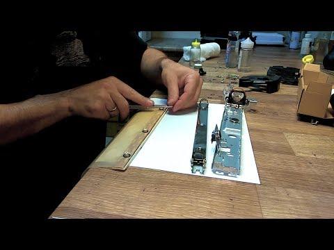 Прижимная планка FK-1150 | Лютый ремонт печки Kyocera
